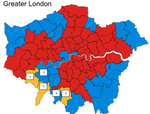 Strong and Cable? The political battle for the outskirts of South West London