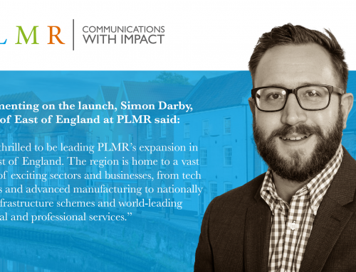PLMR Launches New East of England Office